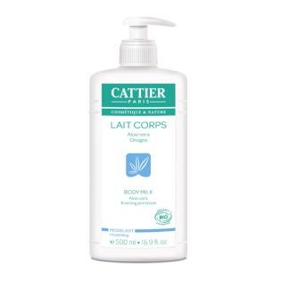 cattier-lait-corps-modelant-bio-500-ml
