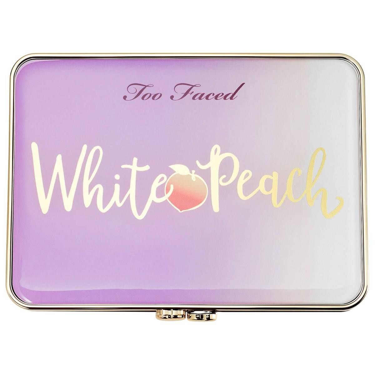 Revue #1 - Palette White Peach, Too Faced