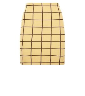 old england skirt jaune