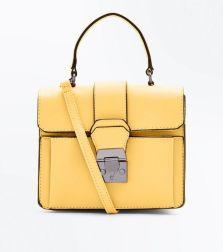sac jaune new look