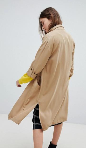 trench coat jane austen
