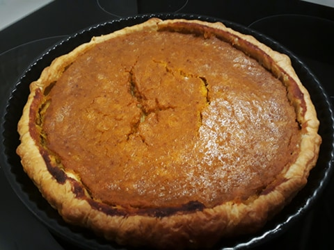 recette-tarte-potiron-américaine