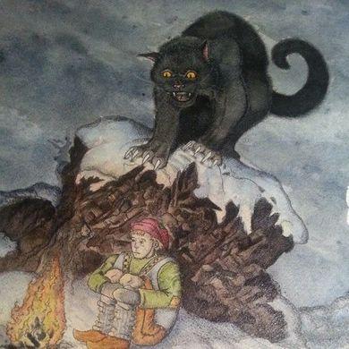 monstres-noël-yule-cat