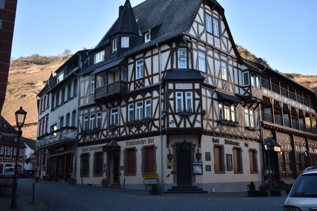 bacharach-architecture