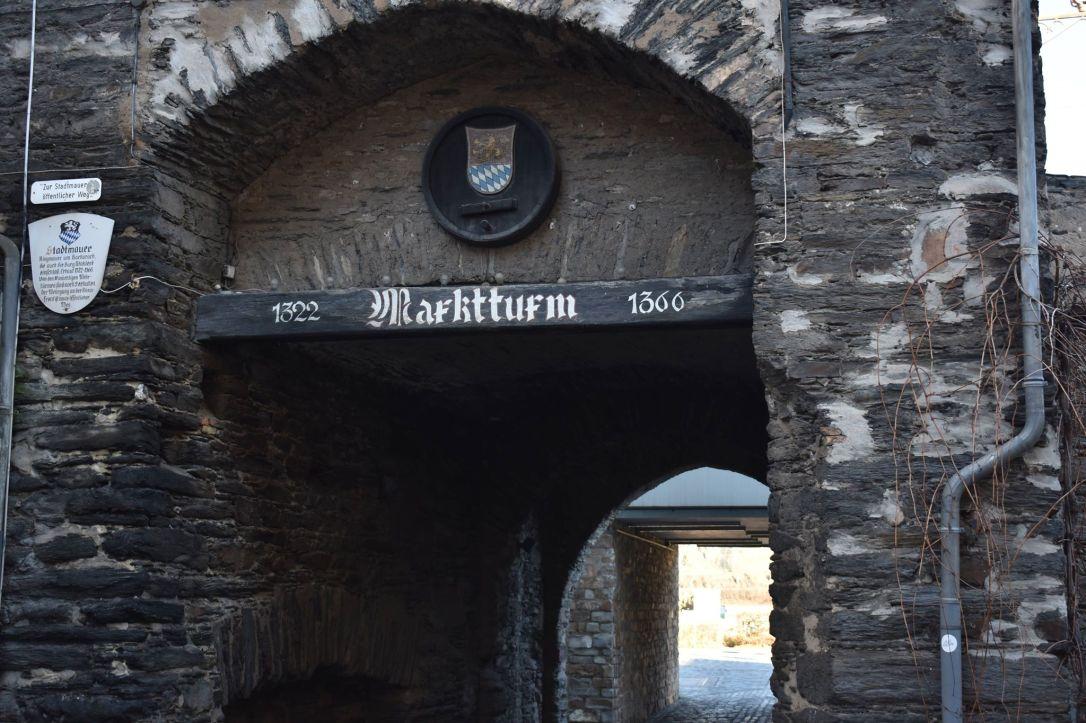 bacharach-porte-médiévale